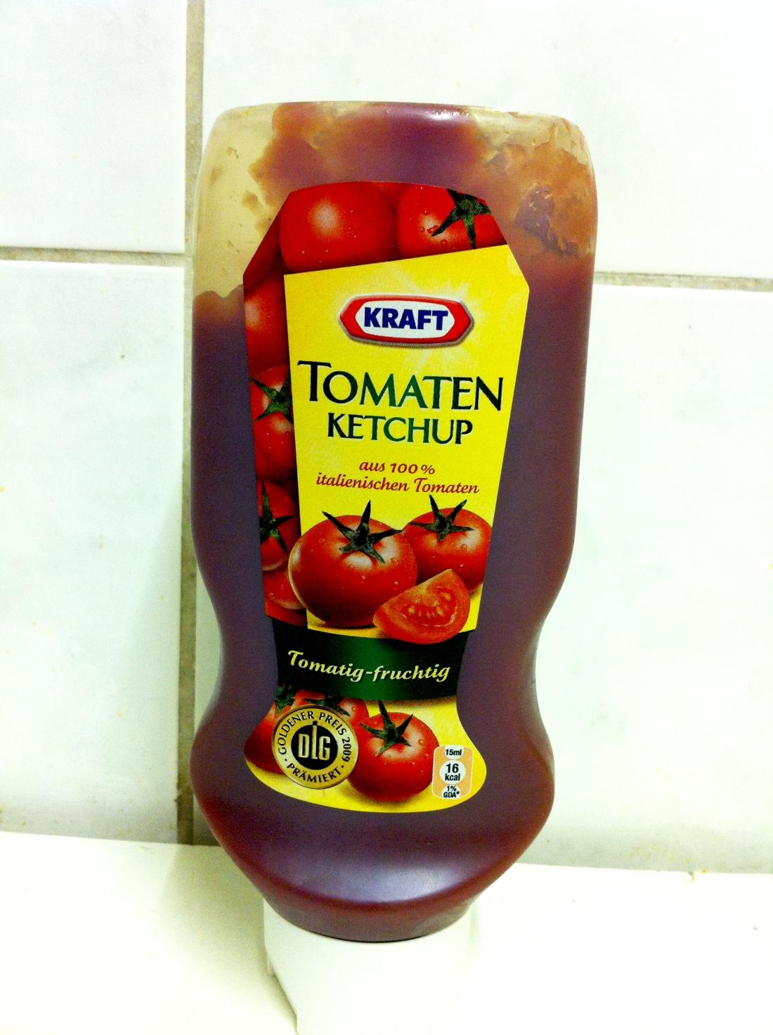 kraft ketchup